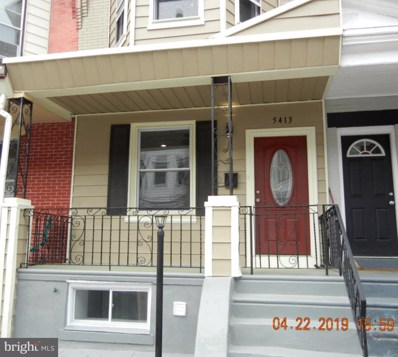5413 Osage Avenue, Philadelphia, PA 19143 - #: PAPH791710