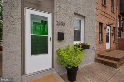 2533 Tulip Street, Philadelphia, PA 19125 - #: PAPH792872