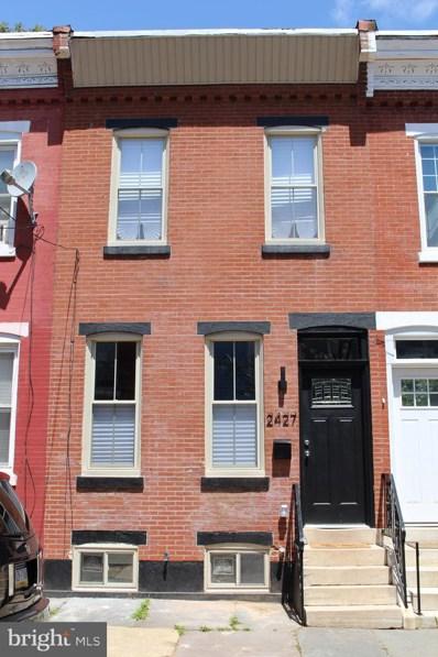 2427 Sharswood Street, Philadelphia, PA 19121 - #: PAPH794226