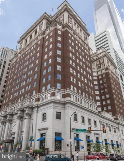 1600 Arch Street UNIT 1008, Philadelphia, PA 19103 - #: PAPH794254