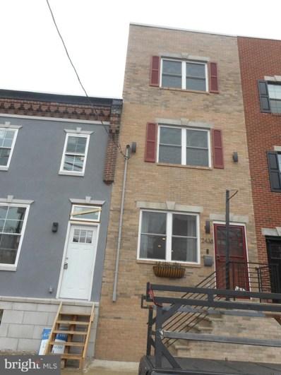 2436 Federal Street, Philadelphia, PA 19146 - MLS#: PAPH795676