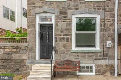 4251 Terrace Street, Philadelphia, PA 19128 - #: PAPH796382