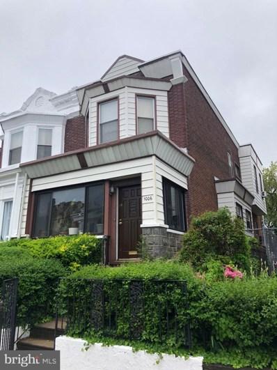 1006 W Rockland Street, Philadelphia, PA 19141 - #: PAPH798088