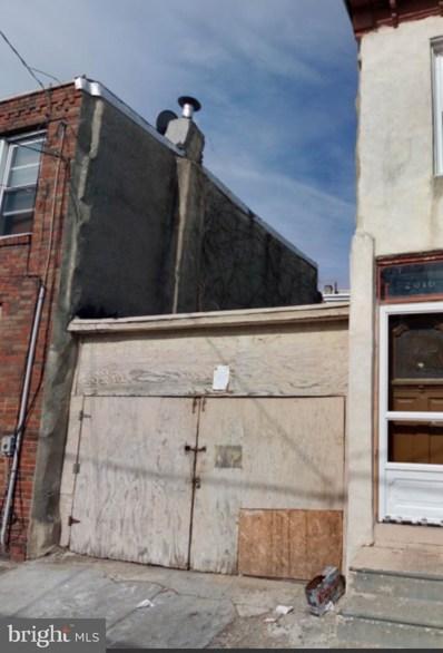 2014 N Orianna Street, Philadelphia, PA 19122 - MLS#: PAPH798400