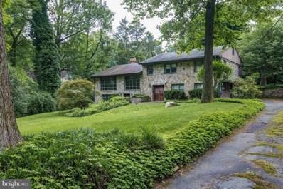815 N Mount Pleasant Road, Philadelphia, PA 19119 - #: PAPH799976