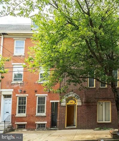 240 Monroe Street UNIT 5, Philadelphia, PA 19147 - #: PAPH800016