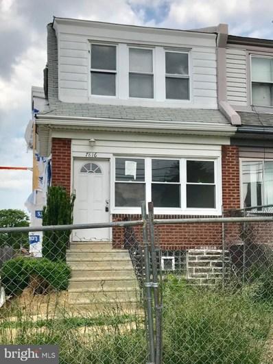 7816 Verree Road, Philadelphia, PA 19111 - #: PAPH800038