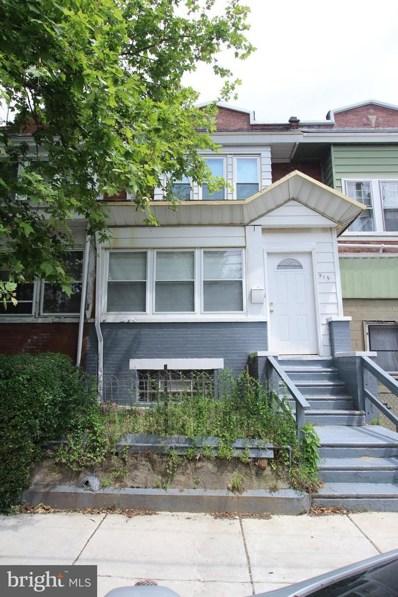 915 S 59TH Street, Philadelphia, PA 19143 - #: PAPH800986