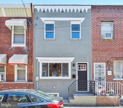 1709 S Chadwick Street, Philadelphia, PA 19145 - #: PAPH801286