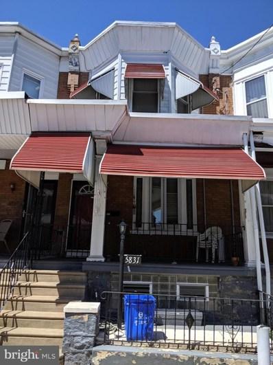 5831 Rodman Street, Philadelphia, PA 19143 - #: PAPH803458