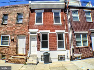 2035 Manton Street, Philadelphia, PA 19146 - MLS#: PAPH804786