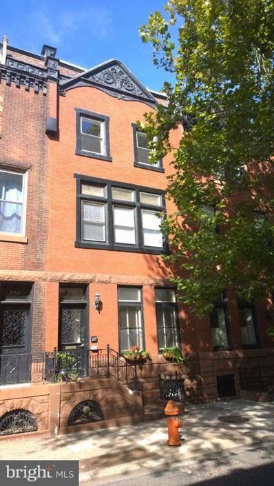 250 S 23RD Street UNIT 3, Philadelphia, PA 19103 - #: PAPH804846