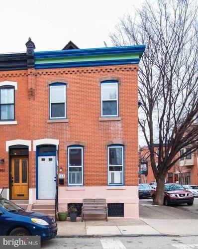 849 N Ringgold Street, Philadelphia, PA 19130 - #: PAPH805204