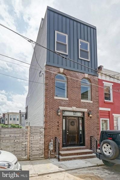 446 Miller Street, Philadelphia, PA 19125 - #: PAPH805800