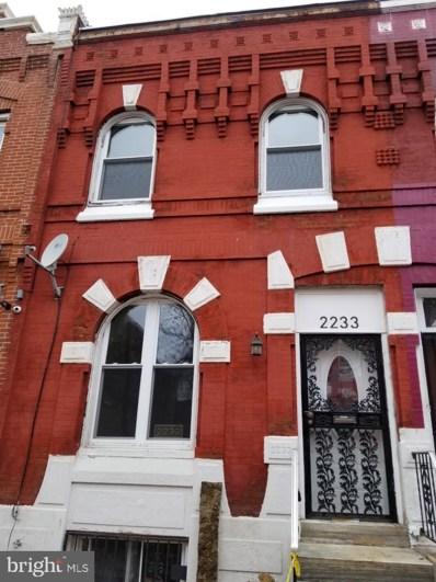 2233 Fontain Street, Philadelphia, PA 19121 - #: PAPH806282
