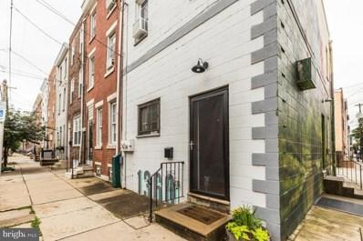 1360 E Susquehanna Avenue UNIT 1ST FL, Philadelphia, PA 19125 - #: PAPH807060