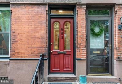 883 N 25TH Street, Philadelphia, PA 19130 - #: PAPH807648
