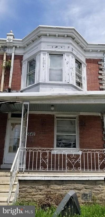 5849 McMahon Street, Philadelphia, PA 19144 - #: PAPH807650