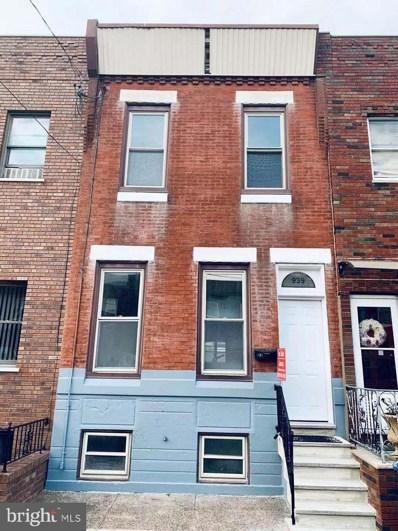 939 Jackson Street, Philadelphia, PA 19148 - MLS#: PAPH808718