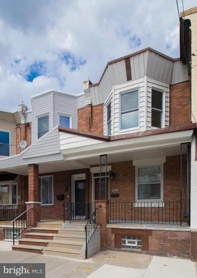 2343 E Clearfield Street, Philadelphia, PA 19134 - #: PAPH809064