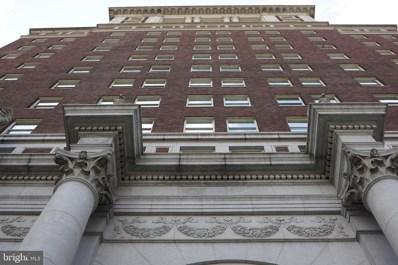1600 Arch Street UNIT 908, Philadelphia, PA 19103 - #: PAPH810216