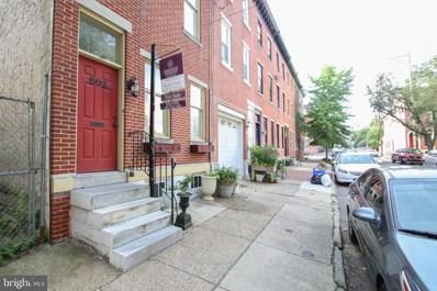602 N 21ST Street, Philadelphia, PA 19130 - #: PAPH810922