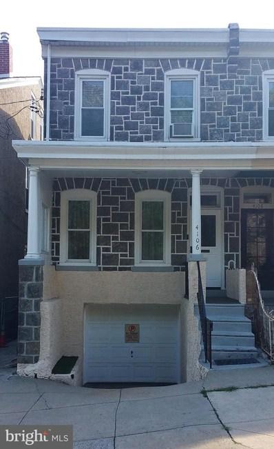 4106 Terrace Street, Philadelphia, PA 19128 - #: PAPH811170