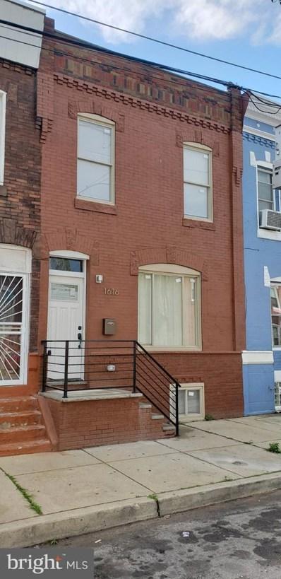 1616 S 24TH Street, Philadelphia, PA 19145 - #: PAPH811500