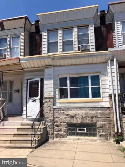 3740 M Street, Philadelphia, PA 19124 - #: PAPH811526