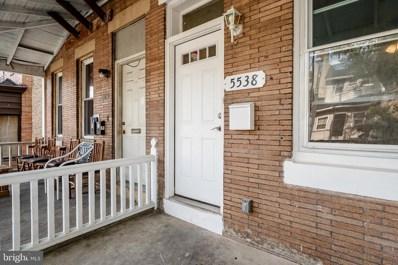 5538 N Lawrence Street, Philadelphia, PA 19120 - MLS#: PAPH812436