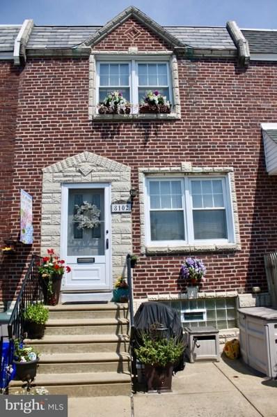 8102 Leon Street, Philadelphia, PA 19136 - #: PAPH813196