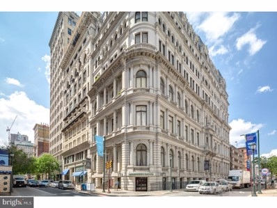1001-13 Chestnut Street UNIT 806W, Philadelphia, PA 19107 - MLS#: PAPH813622