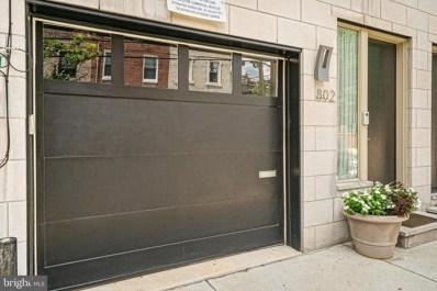802 S 19TH Street, Philadelphia, PA 19146 - #: PAPH814516
