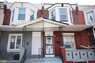 317 N Robinson Street, Philadelphia, PA 19139 - #: PAPH814538