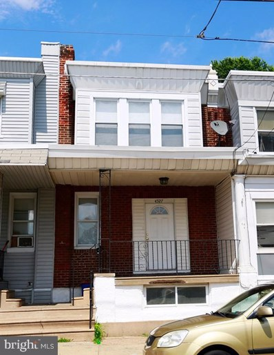 4527 Knorr Street, Philadelphia, PA 19135 - #: PAPH814568