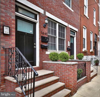 1641 Christian Street UNIT 3, Philadelphia, PA 19146 - #: PAPH814930
