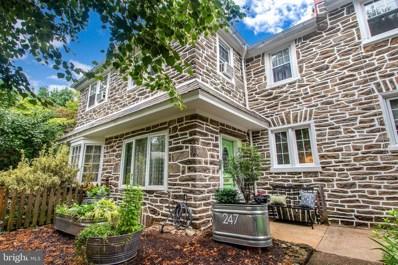 247 W Gorgas Lane, Philadelphia, PA 19119 - #: PAPH815014