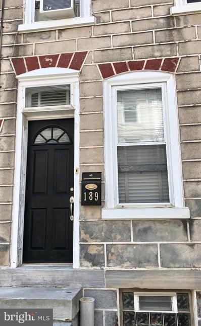 189 Baldwin Street, Philadelphia, PA 19127 - #: PAPH816298