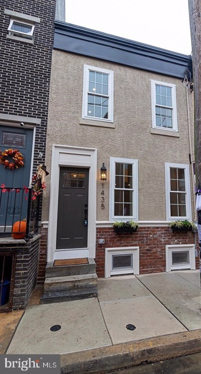 1435 S Bouvier Street, Philadelphia, PA 19146 - #: PAPH816858