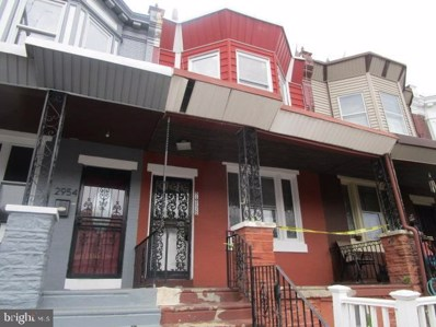 2956 N 24TH Street, Philadelphia, PA 19132 - #: PAPH817752