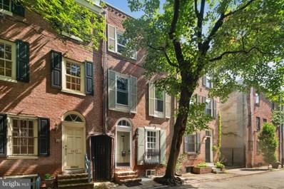 1625 Waverly Street, Philadelphia, PA 19146 - #: PAPH818804