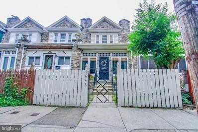 4643 Morris Street, Philadelphia, PA 19144 - #: PAPH819586