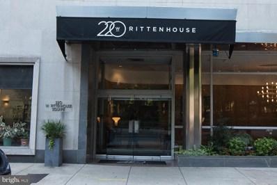 220 W Rittenhouse Square UNIT 3F, Philadelphia, PA 19103 - #: PAPH821574