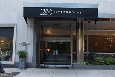 220 W Rittenhouse Square UNIT 3F, Philadelphia, PA 19103 - #: PAPH821574