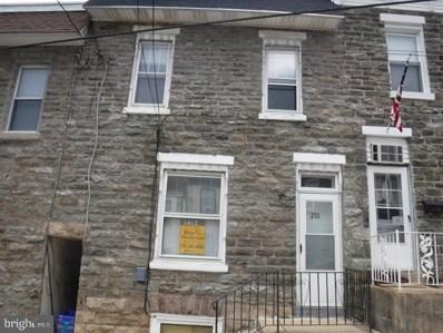 213 Dawson Street, Philadelphia, PA 19128 - #: PAPH821936