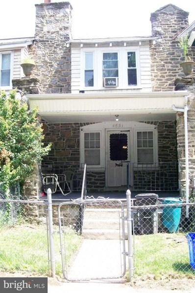 4651 Morris Street, Philadelphia, PA 19144 - MLS#: PAPH822686