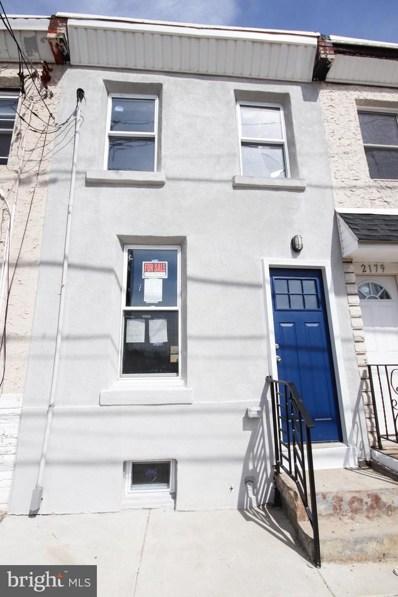 2177 E Hagert Street, Philadelphia, PA 19125 - #: PAPH822700