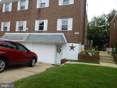 2808 Walnut Hill Street, Philadelphia, PA 19152 - #: PAPH824692