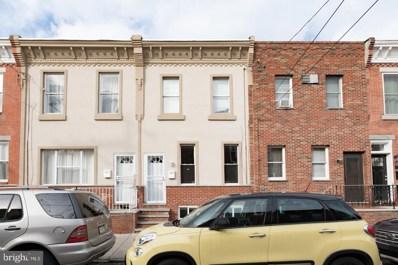 1321 McKean Street, Philadelphia, PA 19148 - #: PAPH825118