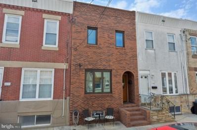 2430 S Chadwick Street, Philadelphia, PA 19145 - #: PAPH825492